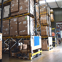 Our corby warehousing depot is a large modern distriubution and warehousing facility
