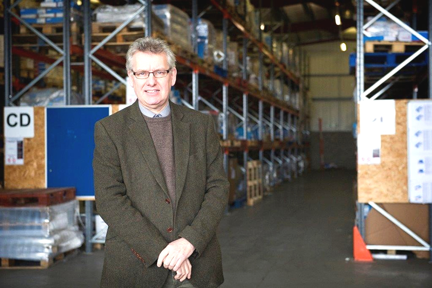 Andrew Howard has been Managing Director for more than 20 years