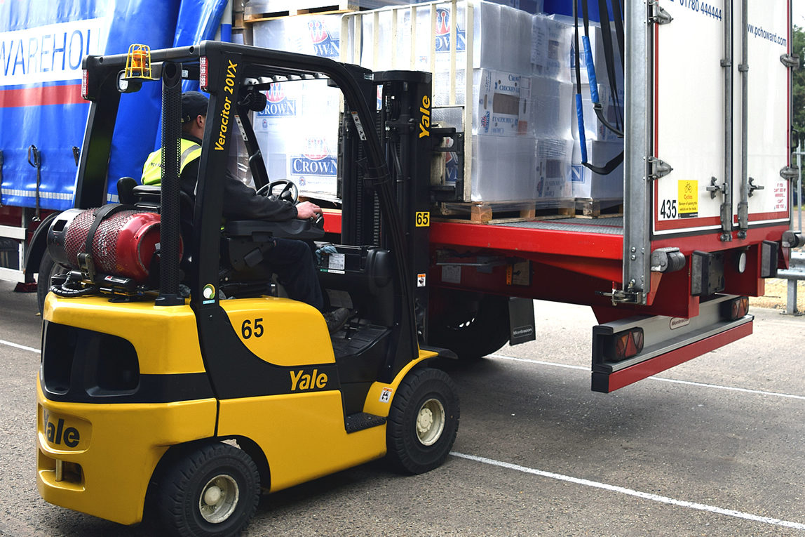 With effective systems to support the distribution process, we are able to offer outstanding delivery serivces