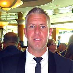 Marcus Thompson - Business Development Manager at our Swindon Depot