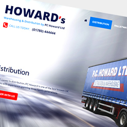 All the very latest news from PC Howard Ltd