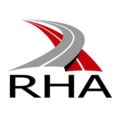 Our membership of the Road Haulage Association (RHA) helps us to develop our business